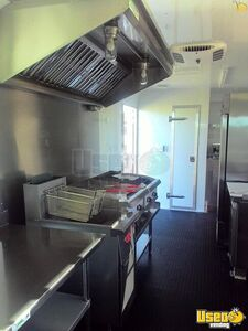2020 Custom Build Only Kitchen Food Trailer Diamond Plated Aluminum Flooring Texas for Sale