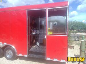 2020 Custom Build Only Kitchen Food Trailer Removable Trailer Hitch Texas for Sale