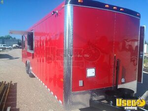 2020 Custom Build Only Kitchen Food Trailer Spare Tire Texas for Sale
