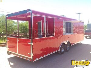 2020 Custom Build Only Kitchen Food Trailer Texas for Sale