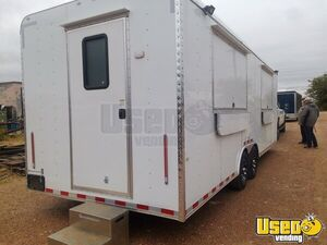 2020 Custom Built Kitchen Food Trailer Concession Window Texas for Sale