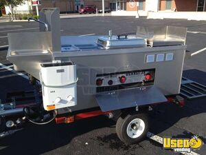 NEW 4.5' x 6' Big Dawg Street Food Vending Concession Cart in Michigan for Sale!!