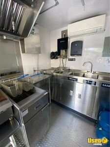 2020 Food Concession Trailer Concession Trailer Diamond Plated Aluminum Flooring Florida for Sale