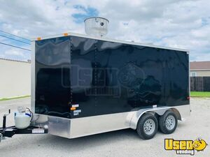 2020 Food Concession Trailer Concession Trailer Diamond Plated Aluminum Flooring Kentucky for Sale