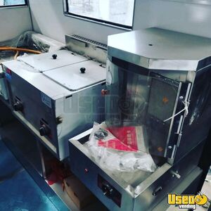 2020 Food Concession Trailer Concession Trailer Diamond Plated Aluminum Flooring New York for Sale