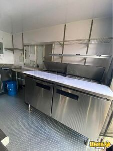 2020 Food Concession Trailer Concession Trailer Exterior Customer Counter Florida for Sale