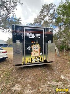 2020 Food Concession Trailer Concession Trailer Removable Trailer Hitch Florida for Sale