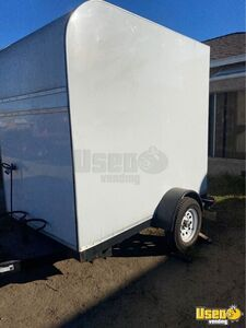 2020 Food Concession Trailer Concession Trailer Stainless Steel Wall Covers California for Sale