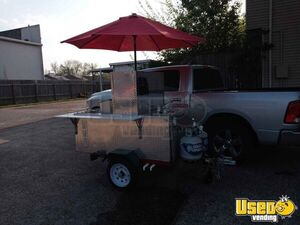 2020 Hot Dog Vending Concession Cart Food Cart Hot Dog Warmer Texas for Sale