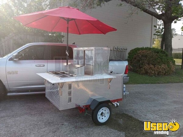 2020 Hot Dog Vending Concession Cart Food Cart Texas for Sale
