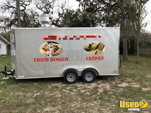 2020 Kitchen Food Concession Trailer Kitchen Food Trailer Concession Window Florida for Sale