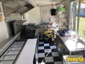 2020 Kitchen Food Concession Trailer Kitchen Food Trailer Exterior Customer Counter Florida for Sale