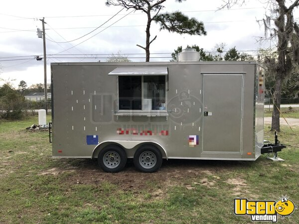 2020 Kitchen Food Concession Trailer Kitchen Food Trailer Florida for Sale