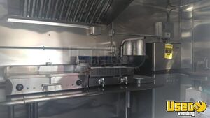 2020 Kitchen Food Trailer Stainless Steel Wall Covers Florida for Sale