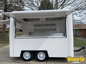 2020 Pt-710 Shaved Ice Concession Trailer Snowball Trailer Concession Window Ohio for Sale