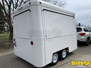 2020 Pt-710 Shaved Ice Concession Trailer Snowball Trailer Floor Drains Ohio for Sale