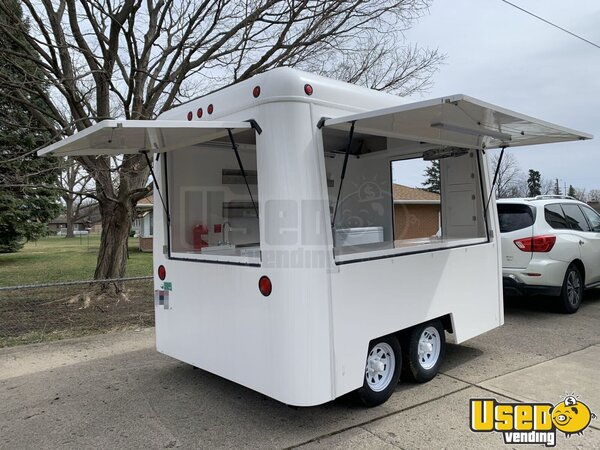 2020 Pt-710 Shaved Ice Concession Trailer Snowball Trailer Ohio for Sale