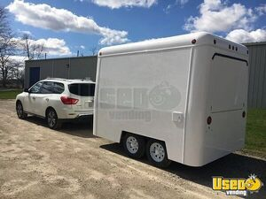 2020 Pt-710 Shaved Ice Concession Trailer Snowball Trailer Refrigerator Ohio for Sale