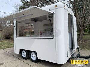 2020 Pt-710 Shaved Ice Concession Trailer Snowball Trailer Removable Trailer Hitch Ohio for Sale