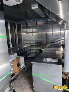 2020 Rs7162 Barbecue Concession Trailer Barbecue Food Trailer Exterior Customer Counter Maryland for Sale