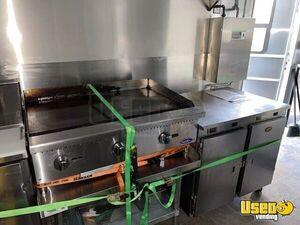 2020 Rs7162 Barbecue Concession Trailer Barbecue Food Trailer Floor Drains Maryland for Sale