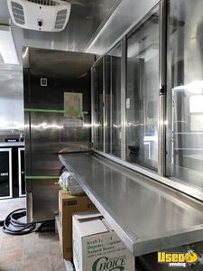 2020 Rs7162 Barbecue Concession Trailer Barbecue Food Trailer Prep Station Cooler Maryland for Sale