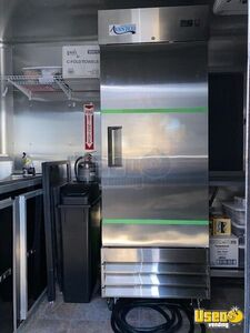 2020 Rs7162 Barbecue Concession Trailer Barbecue Food Trailer Refrigerator Maryland for Sale