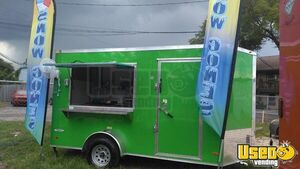 NEW 6' x 12' Freedom Snowball / Shaved Ice Concession Trailer for Sale in Florida!!