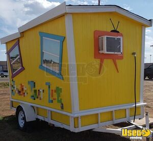 2020 Shaved Ice Concession Trailer Snowball Trailer Shore Power Cord Texas for Sale