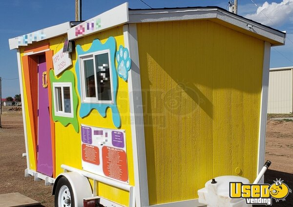 2020 Shaved Ice Concession Trailer Snowball Trailer Texas for Sale