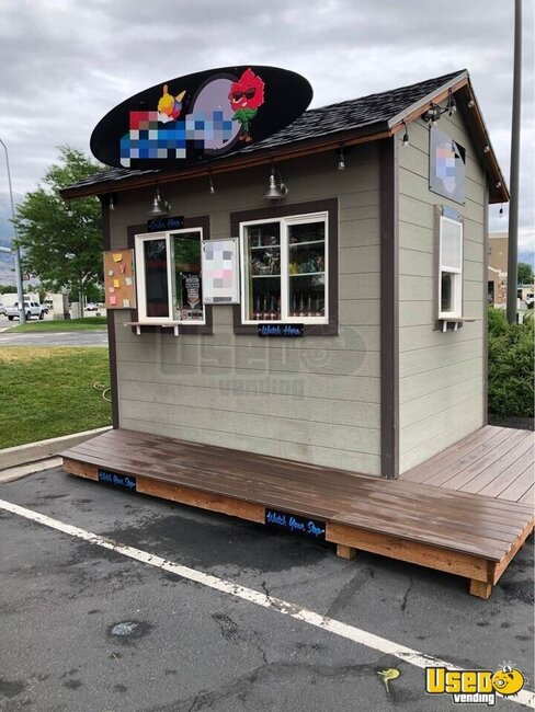 2020 Shaved Ice Concession Trailer Snowball Trailer Utah for Sale