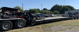 2020 Specialized 120hde Flatbed Semi Trailer Flatbed Trailer Maryland for Sale