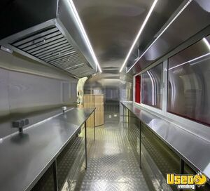 2020 Unique Concession Trailer Stainless Steel Wall Covers Florida for Sale