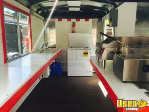 2021 Challenger Food Concession Trailer Concession Trailer Breaker Panel Ohio for Sale