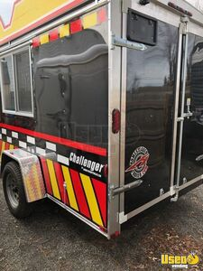 2021 Challenger Food Concession Trailer Concession Trailer Flatgrill Ohio for Sale