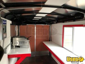 2021 Challenger Food Concession Trailer Concession Trailer Hot Water Heater Ohio for Sale