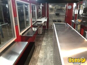 2021 Deluxe Kitchen Concession Trailer Kitchen Food Trailer Refrigerator Ohio for Sale
