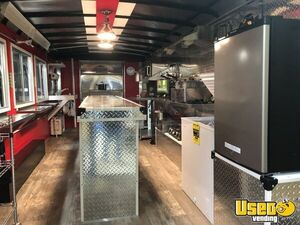2021 Deluxe Kitchen Concession Trailer Kitchen Food Trailer Spare Tire Ohio for Sale