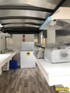 2021 Food Concession Trailer Concession Trailer Fire Extinguisher Ohio for Sale