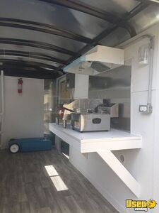 2021 Food Concession Trailer Concession Trailer Interior Lighting Ohio for Sale