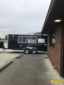 Brand New 2021 Homesteader 7' x 16' Mobile Food Concession Trailer for Sale in Ohio!