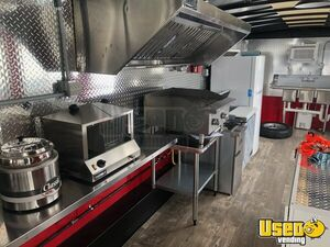 2021 Food Concession Trailer Kitchen Food Trailer Concession Window Ohio for Sale