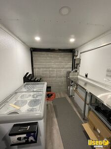 2021 Ice Cream Concession Trailer Ice Cream Trailer Cabinets Florida for Sale