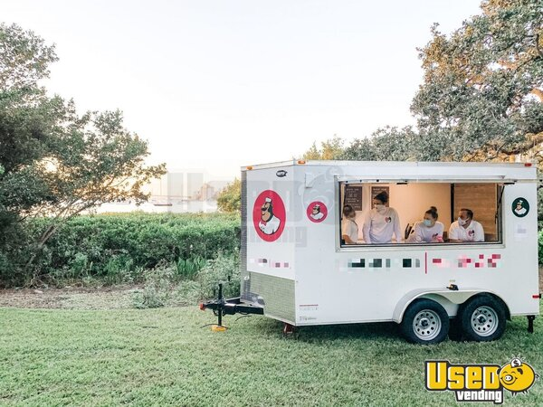 2021 Ice Cream Concession Trailer Ice Cream Trailer Florida for Sale