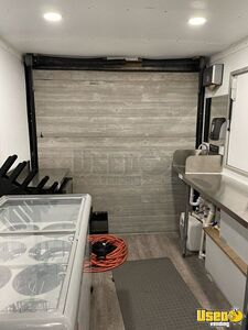 2021 Ice Cream Concession Trailer Ice Cream Trailer Insulated Walls Florida for Sale