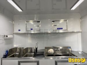 2021 Kitchen Food Concession Trailer Kitchen Food Trailer Generator Idaho for Sale