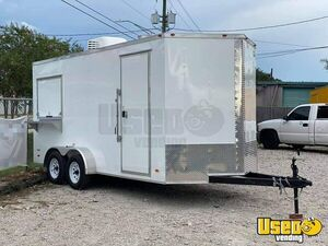 2021 Kitchen Food Trailer Air Conditioning Florida for Sale