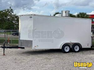 2021 Kitchen Food Trailer Concession Window Florida for Sale