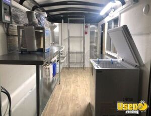 2021 Shaved Ice Concession Trailer Snowball Trailer Deep Freezer Ohio for Sale