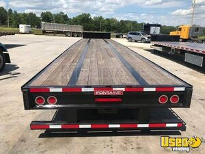 2021 Velocity 53x102 Steel Drop Deck Semi Trailer Flatbed Trailer 10 Alabama for Sale